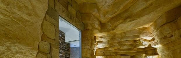 Rivestimento in pietra ricostruita per ambienti interni